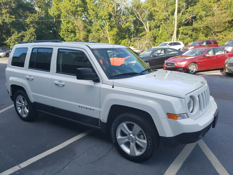 2016 jeep patriot latitude owners manual