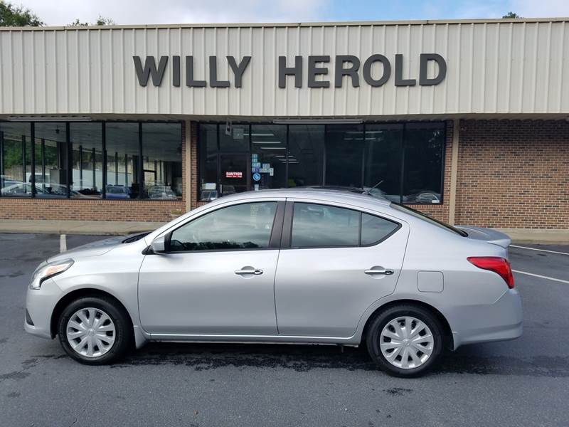 Nissan Columbus Ga >> 2015 Nissan Versa 1 6 Sv 4dr Sedan In Columbus Ga Willy Herold