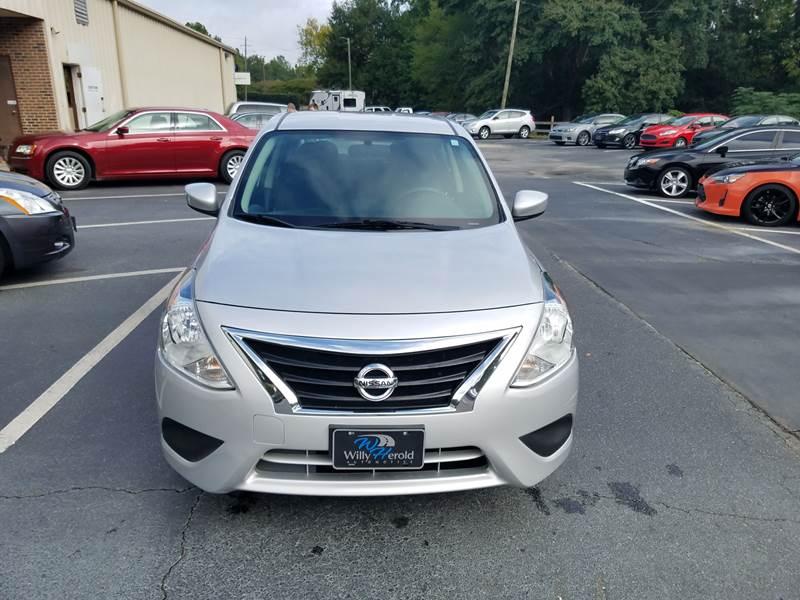 2015 Nissan Versa 1 6 SV 4dr Sedan In Columbus GA - Willy