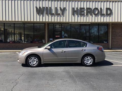 Nissan Columbus Ga >> 2011 Nissan Altima For Sale In Columbus Ga