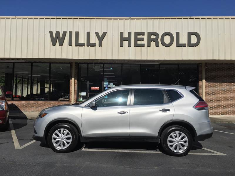 Nissan Columbus Ga >> 2016 Nissan Rogue Awd S 4dr Crossover In Columbus Ga Willy