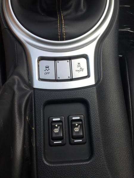 2017 Subaru Brz Series Yellow 2dr Coupe In Columbus GA