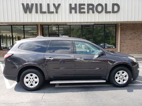 2014 Chevrolet Traverse for sale in Columbus, GA