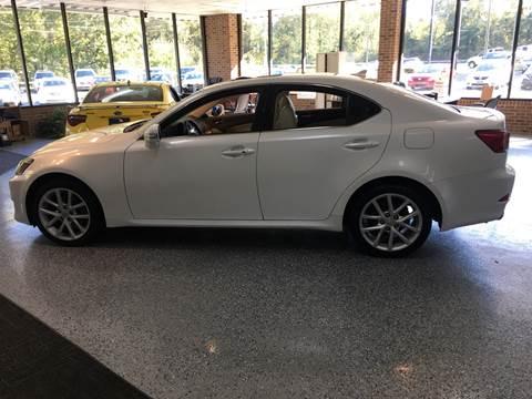 Lexus Columbus Ga >> 2012 Lexus Is 250 For Sale In Columbus Ga
