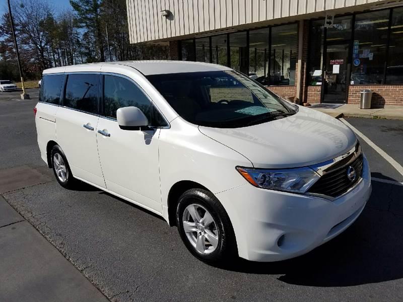 2013 Nissan Quest 3.5 SV 4dr Mini-Van - Columbus GA