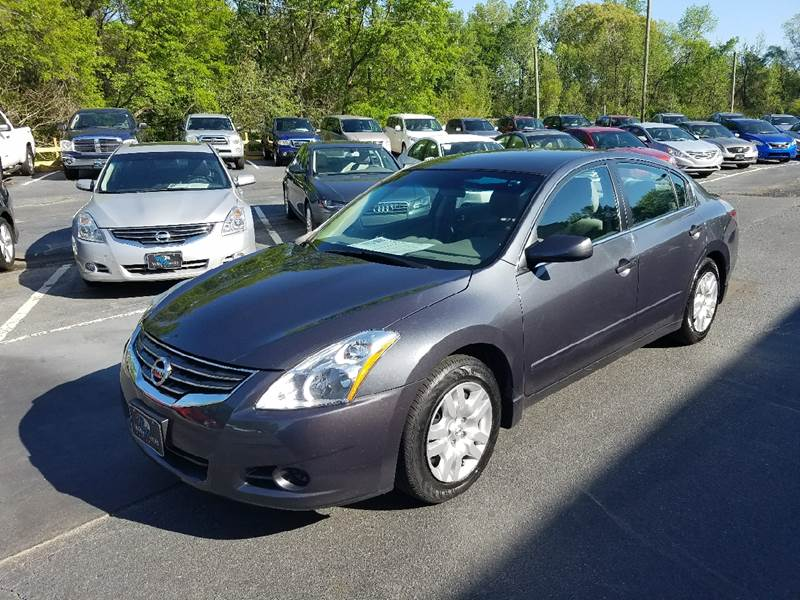 2011 Nissan Altima 2.5 S 4dr Sedan - Columbus GA