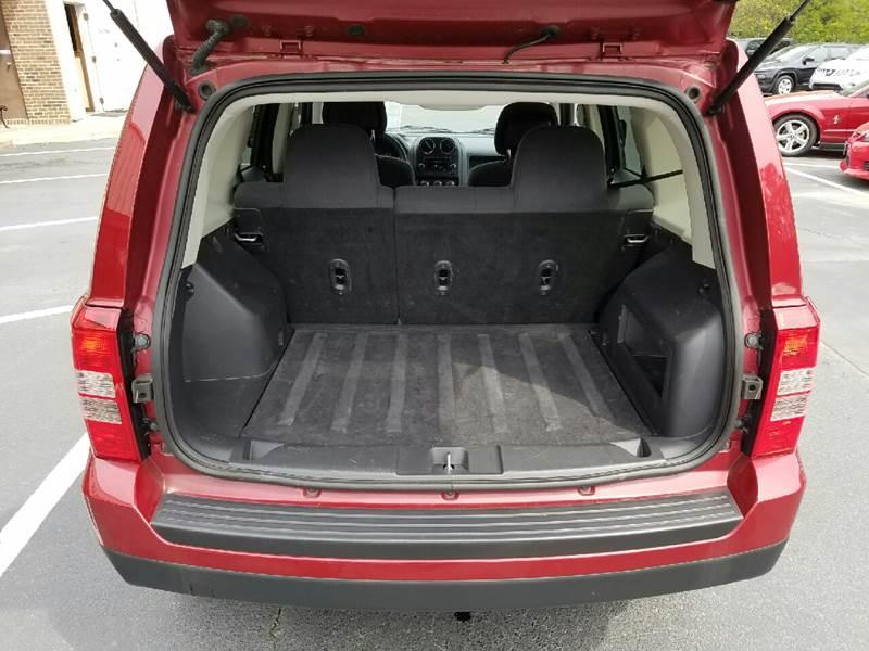 2012 Jeep Patriot Sport 4dr SUV - Columbus GA