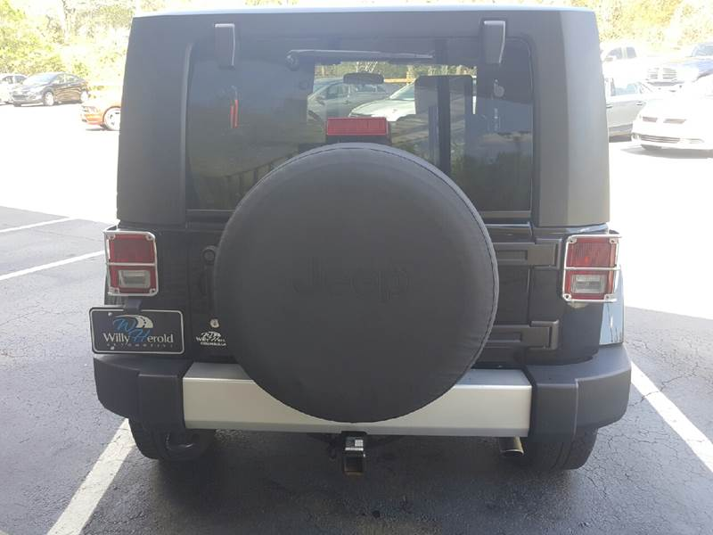 2010 Jeep Wrangler 4x4 Sahara 2dr SUV - Columbus GA