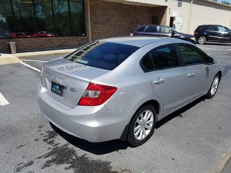 2012 Honda Civic EX 4dr Sedan - Columbus GA