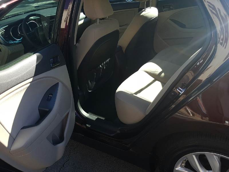 2015 Kia Optima LX 4dr Sedan - Columbus GA