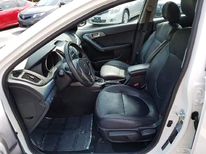 2011 Kia Forte5 SX 4dr Hatchback 6A - Columbus GA