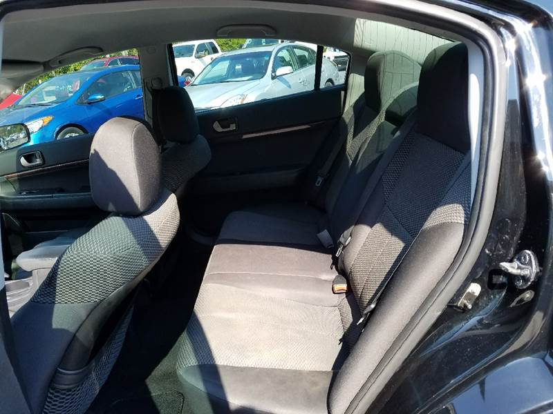 2012 Mitsubishi Galant ES 4dr Sedan - Columbus GA