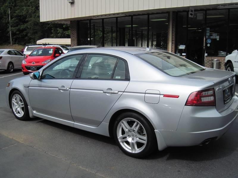 2008 Acura TL 4dr Sedan - Columbus GA