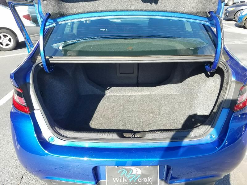 2013 Dodge Dart Rallye 4dr Sedan - Columbus GA