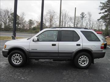 2001 Honda Passport
