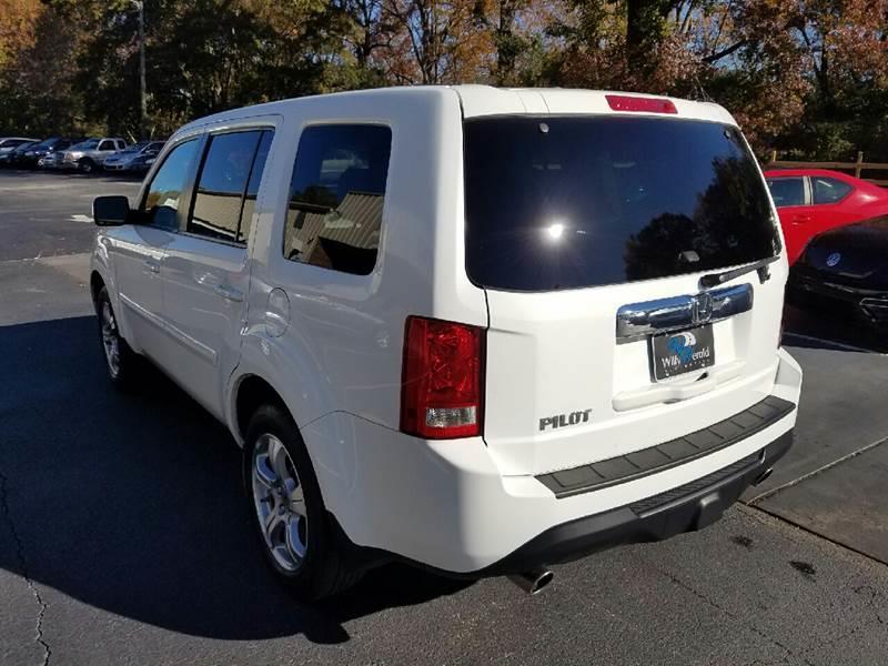 2014 Honda Pilot EX-L 4dr SUV - Columbus GA