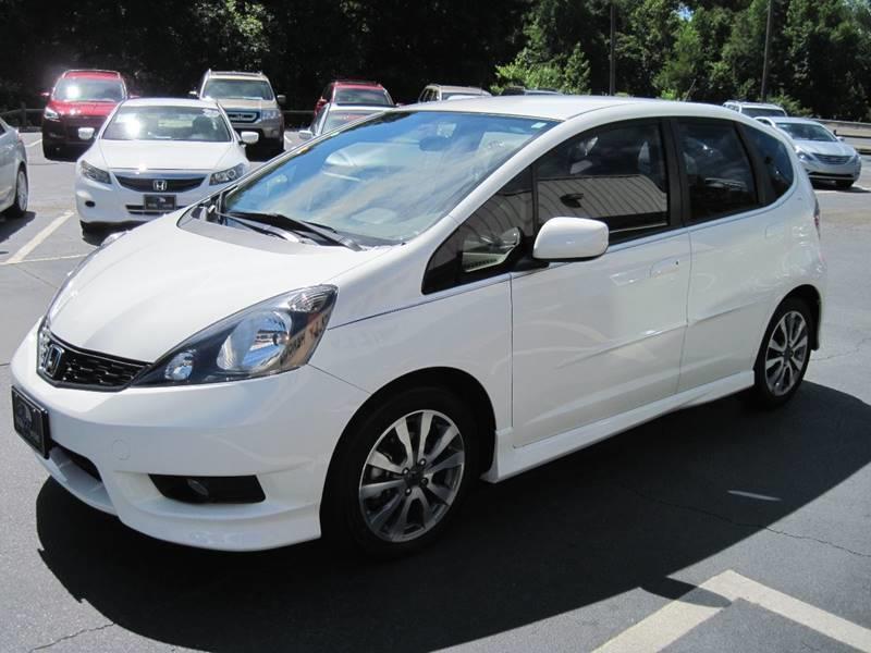 2012 Honda Fit Sport 4dr Hatchback 5A - Columbus GA