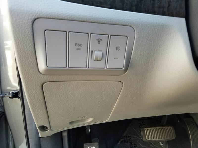 2009 Hyundai Santa Fe SE 4dr SUV - Columbus GA