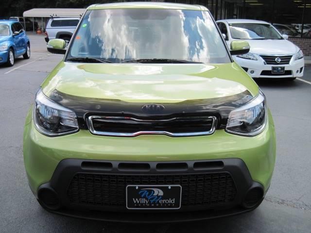 2014 Kia Soul + 4dr Wagon - Columbus GA