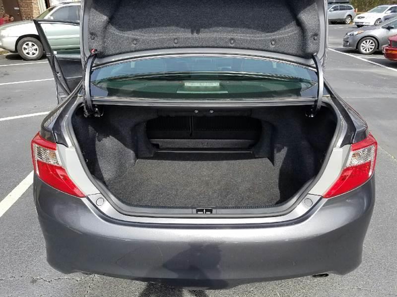 2012 Toyota Camry SE 4dr Sedan - Columbus GA