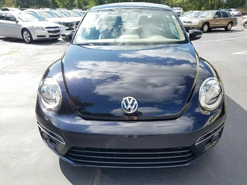 2013 Volkswagen Beetle Turbo PZEV 2dr Hatchback 6A - Columbus GA