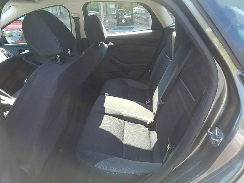 2014 Ford Focus SE 4dr Hatchback - Columbus GA