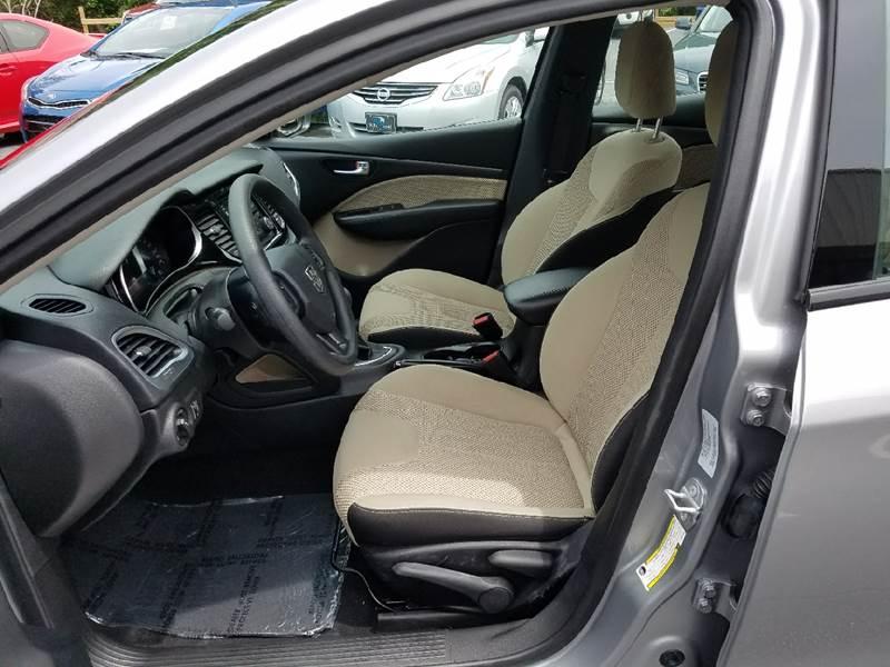 2016 Dodge Dart SXT 4dr Sedan - Columbus GA