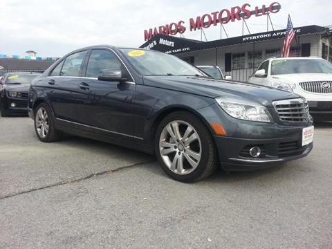 Used mercedes benz c class for sale in philadelphia pa for Mercedes benz for sale in pa