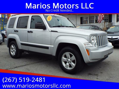 2011 Jeep Liberty for sale in Philadelphia, PA
