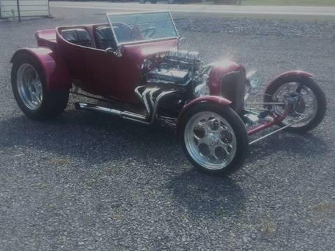1923 Ford Model T for sale at Frank's Auto Sales in Jersey Shore PA