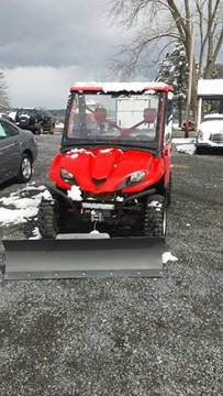 2008 Kawasaki krf750 for sale in Jersey Shore, PA