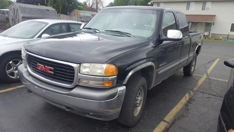 1999 GMC Sierra 2500 for sale in Bay City, MI