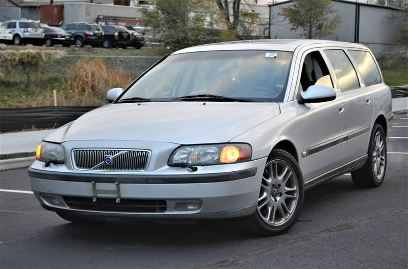 2001 Volvo V70 T5 4dr Turbo Wagon In Englewood Co Layal Automotive