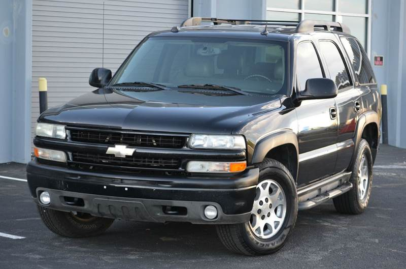 2004 Chevrolet Tahoe Z71 4wd 4dr Suv In Englewood Co Layal Automotive