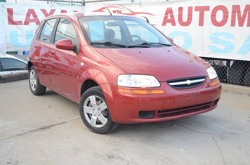 2008 Chevrolet Aveo Aveo5 Ls 4dr Hatchback In Englewood Co Layal