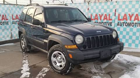 2007 Jeep Liberty for sale in Englewood, CO