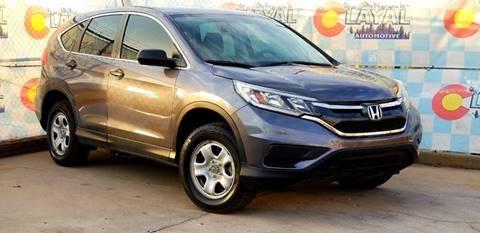 2015 Honda CR-V for sale in Englewood, CO