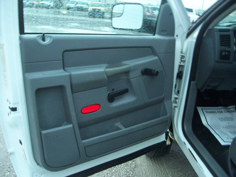 2008 Dodge Ram Chassis 3500 4x2 ST 2dr Regular Cab 167.5 in. WB Chassis - Sauget IL
