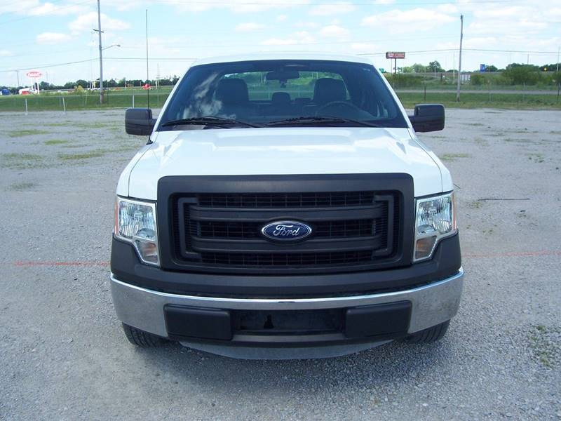 2013 Ford F-150 4x2 XL 4dr SuperCab Styleside 6.5 ft. SB - Sauget IL