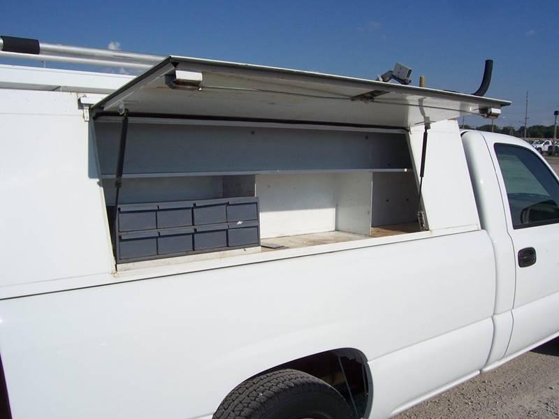 2007 Chevrolet Silverado 1500 Classic Work Truck 2dr Regular Cab 8 ft. LB - Sauget IL