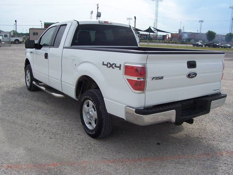 2011 Ford F-150 4x4 XLT 4dr SuperCab Styleside 6.5 ft. SB - Sauget IL