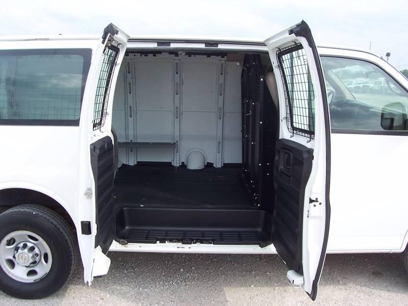 2007 Chevrolet Express Cargo 2500 3dr Cargo Van - Sauget IL