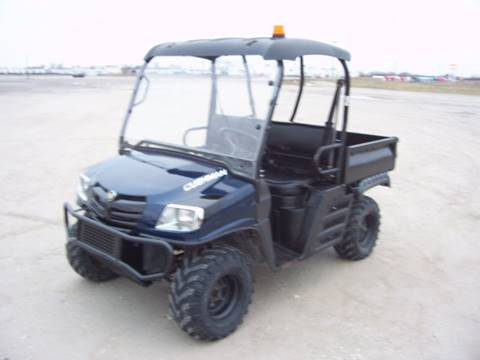 2012 Cushman 1600XD 4x4 for sale in Sauget, IL