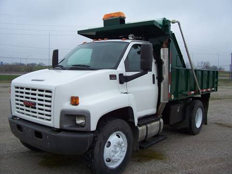 2008 GMC C7500 for sale in Sauget, IL