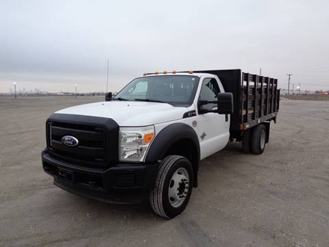 2012 Ford F-550 Super Duty for sale in Sauget, IL