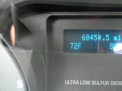 2015 Ford F-550 Super Duty