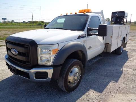 2011 Ford F-550 Super Duty for sale in Sauget, IL