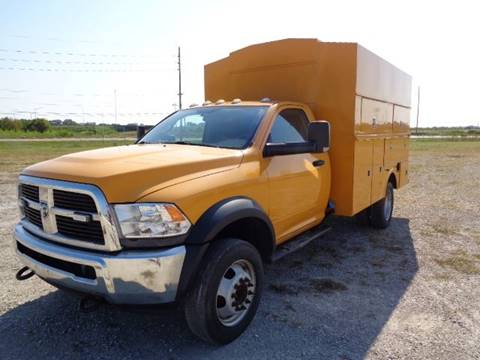 2012 RAM Ram Chassis 5500 for sale in Sauget, IL