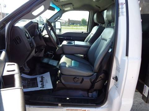 2012 Ford F-550 Super Duty