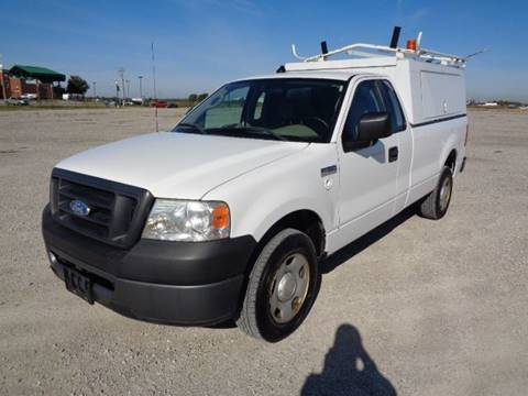 2008 Ford F-150 XL for sale at SLD Enterprises LLC in Sauget IL